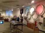 Lake Placid Olympic museum.