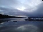Lake Placid sunrise.