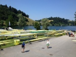 Rotsee boatyard, Lucerne.