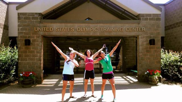 Olympic Training Center, Lake Placid.
