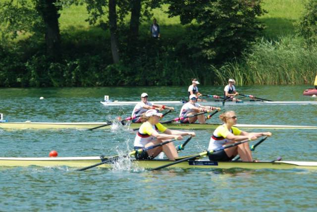 A Finals of the 2013 Samsung World Rowing Cup III