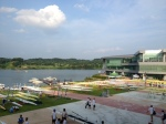 Tangeum Lake World Championships race course.