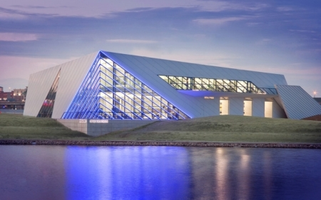 Devon Boathouse, Oklahoma City National High Performance Center