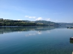 Lac de Paladru.