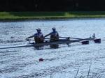 2014 World Championships. On the Bosbaan, Amsterdam.